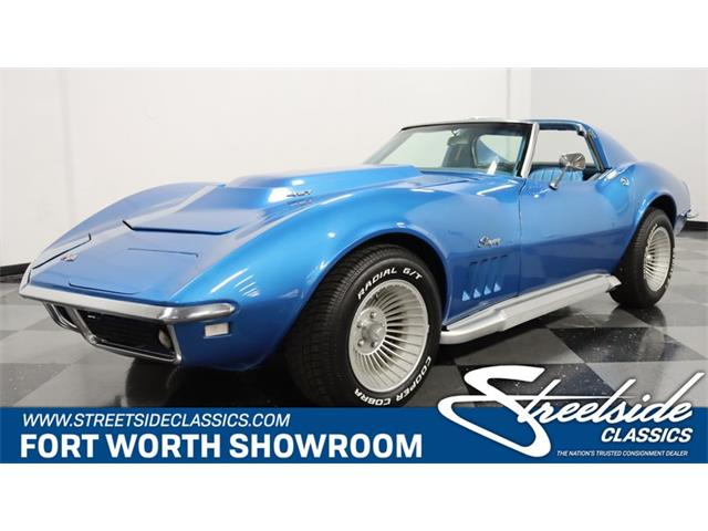 1968 Chevrolet Corvette (CC-1466228) for sale in Ft Worth, Texas
