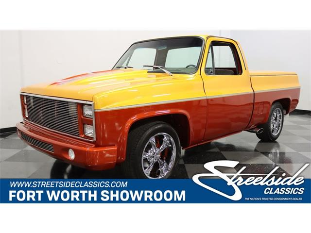 1983 Chevrolet C10 (CC-1466233) for sale in Ft Worth, Texas