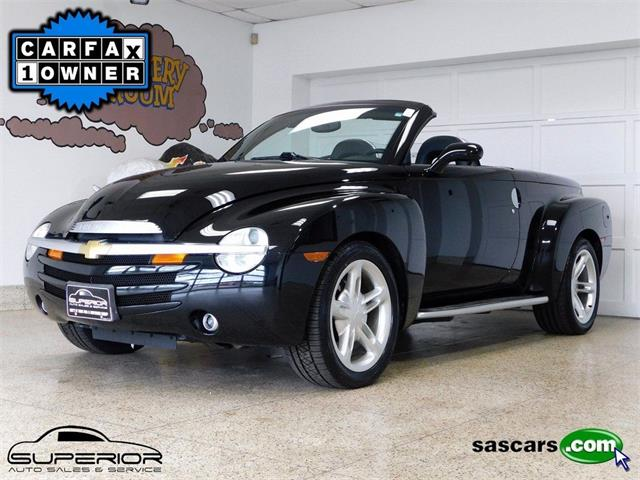 2003 Chevrolet SSR (CC-1466236) for sale in Hamburg, New York