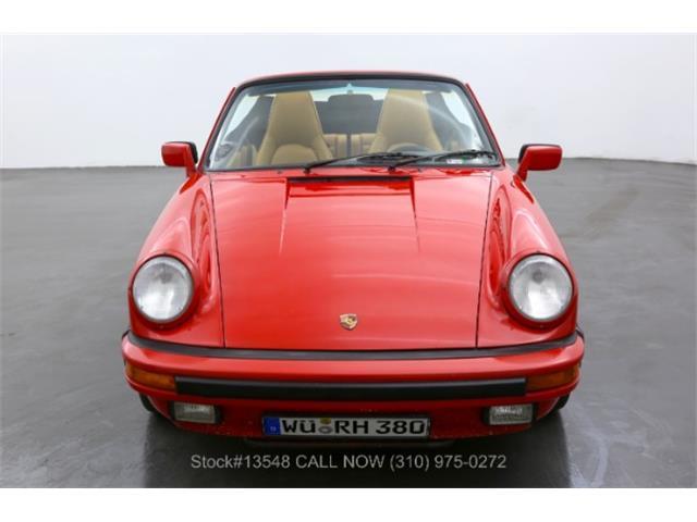1987 Porsche Carrera (CC-1466255) for sale in Beverly Hills, California