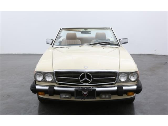 1987 Mercedes-Benz 560SL (CC-1466257) for sale in Beverly Hills, California