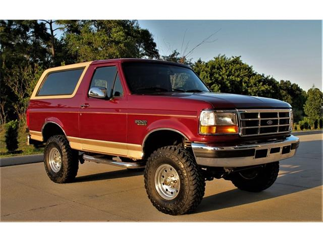 1996 Ford Bronco (CC-1466258) for sale in Greensboro, North Carolina
