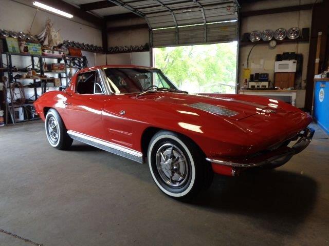 1963 Chevrolet Corvette (CC-1466261) for sale in Greensboro, North Carolina