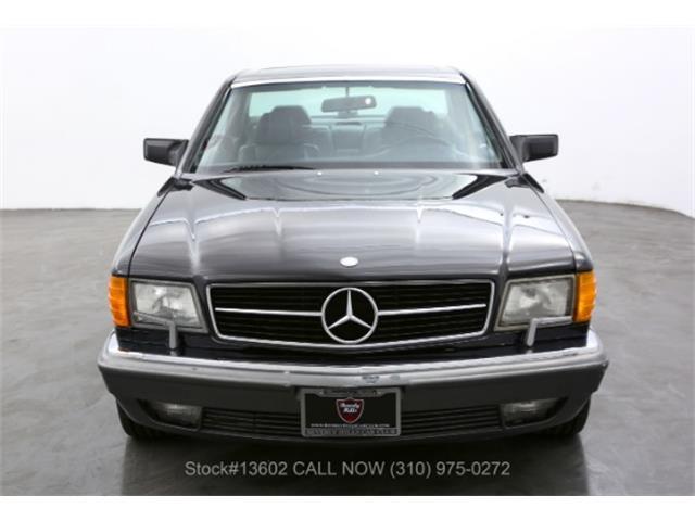 1990 Mercedes-Benz 560SEC (CC-1466262) for sale in Beverly Hills, California