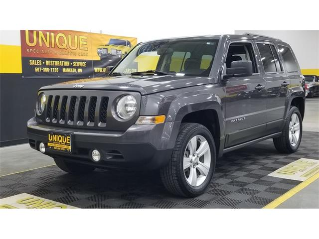 2017 Jeep Patriot (CC-1466265) for sale in Mankato, Minnesota