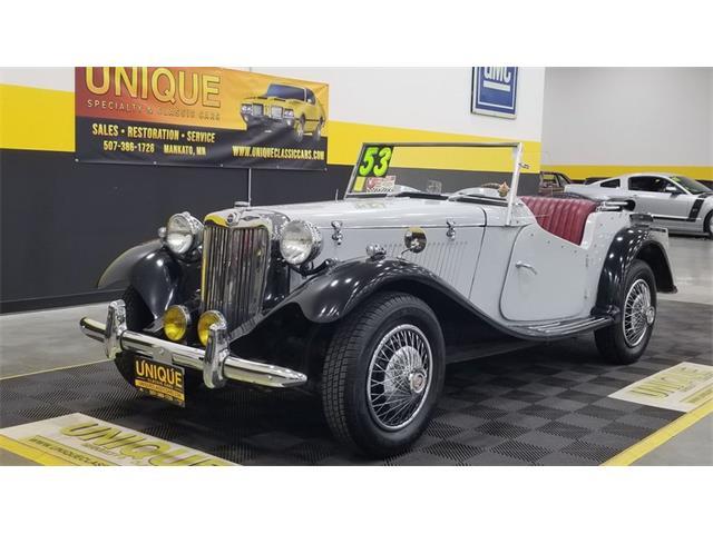 1953 MG TD (CC-1466268) for sale in Mankato, Minnesota