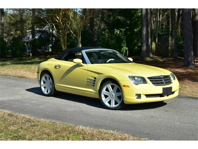 2005 Chrysler Crossfire (CC-1460628) for sale in Youngville, North Carolina