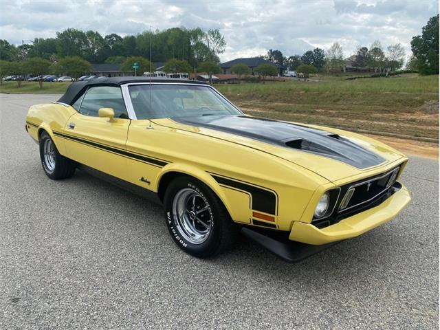 1973 Ford Mustang (CC-1466280) for sale in Youngville, North Carolina