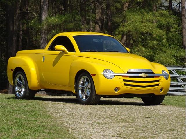 2005 Chevrolet SSR (CC-1466281) for sale in Youngville, North Carolina