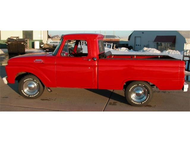 1964 Ford F100 (CC-1466286) for sale in Cadillac, Michigan