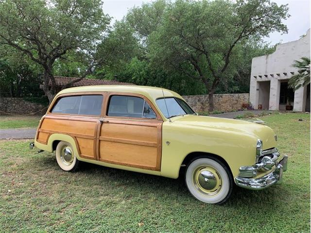 1951 Ford Woody Wagon (CC-1460629) for sale in Youngville, North Carolina