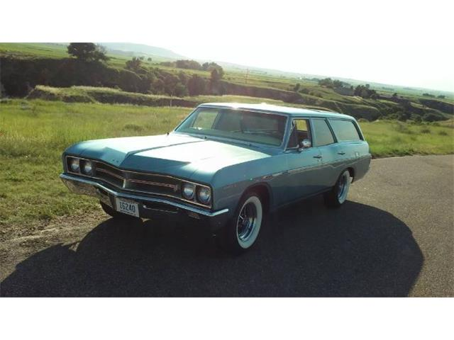 1967 Buick Special (CC-1466295) for sale in Cadillac, Michigan