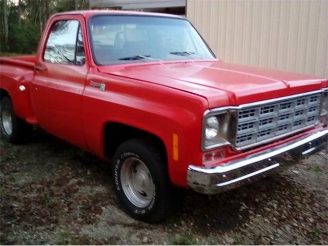 1977 Chevrolet C10 (CC-1466296) for sale in Cadillac, Michigan