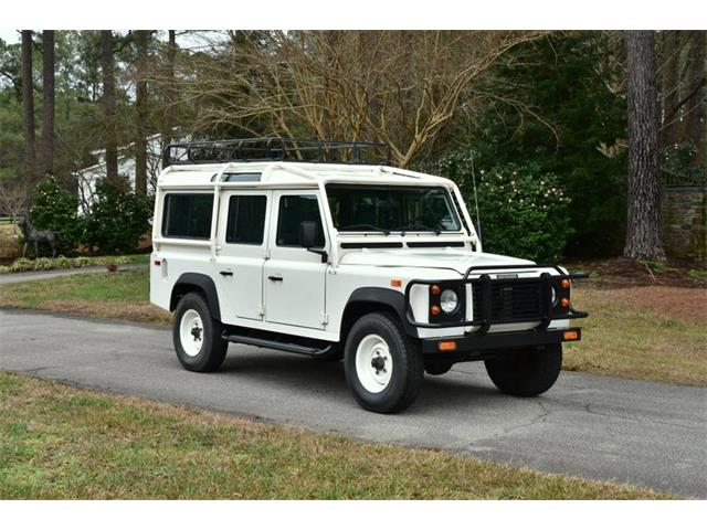 1993 Land Rover Defender (CC-1460630) for sale in Youngville, North Carolina