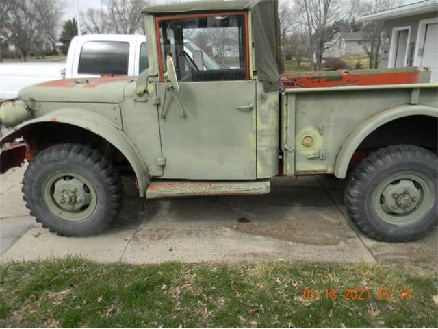 1951 Dodge M-37 (CC-1466301) for sale in Cadillac, Michigan