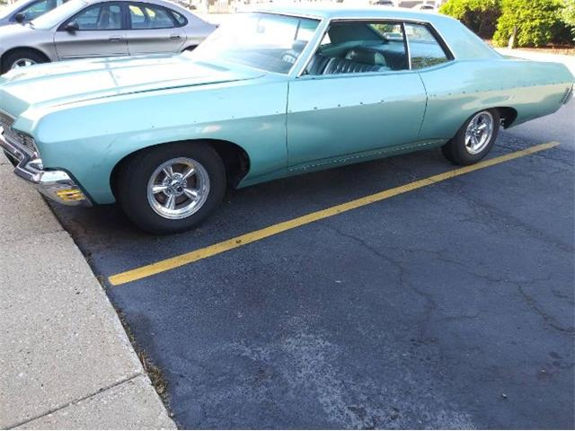 1970 Chevrolet Impala (CC-1466304) for sale in Cadillac, Michigan