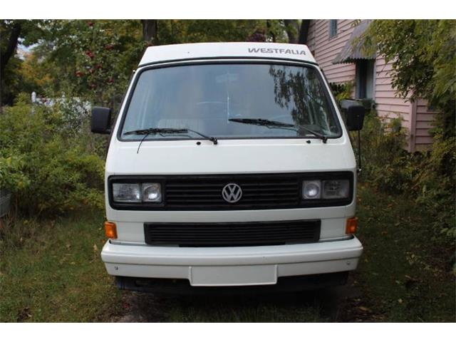 1982 Volkswagen Westfalia Camper (CC-1466305) for sale in Cadillac, Michigan