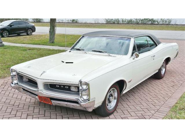 1966 Pontiac GTO (CC-1466306) for sale in Cadillac, Michigan
