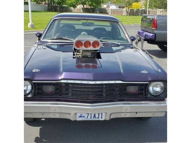 1973 Plymouth Duster (CC-1466307) for sale in Cadillac, Michigan