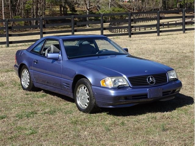 1997 Mercedes-Benz 320SL (CC-1460631) for sale in Youngville, North Carolina