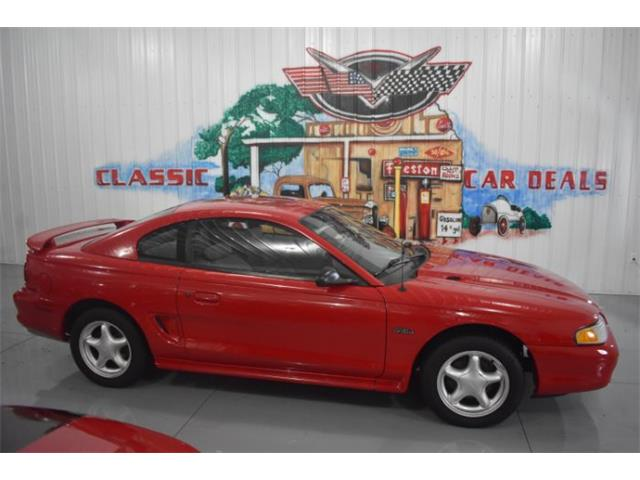 1998 Ford Mustang (CC-1466312) for sale in Cadillac, Michigan