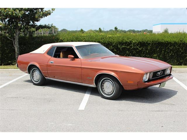 1973 Ford Mustang (CC-1466319) for sale in Sarasota, Florida