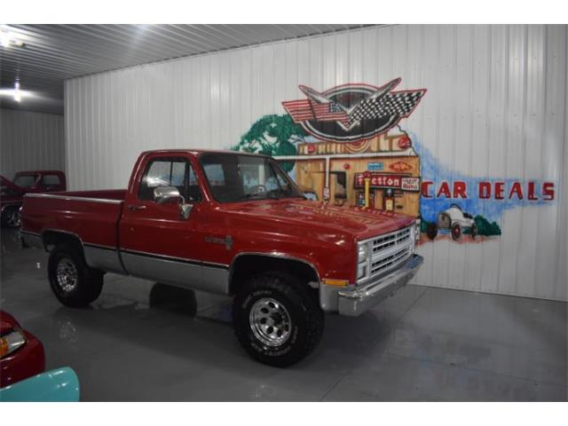 1985 Chevrolet K-10 (CC-1466322) for sale in Cadillac, Michigan