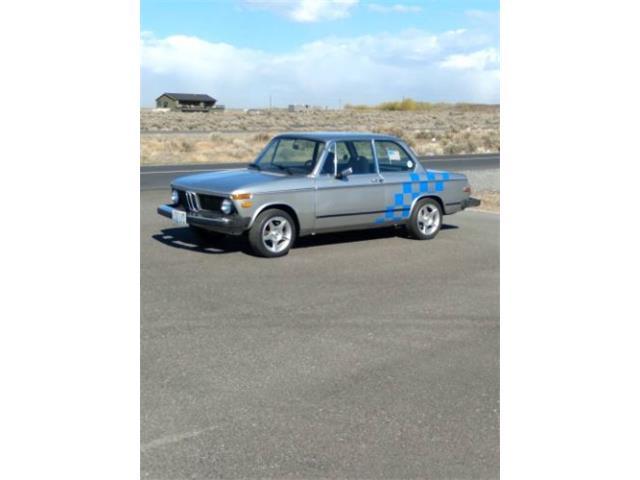 1976 BMW 2002 (CC-1466323) for sale in Cadillac, Michigan