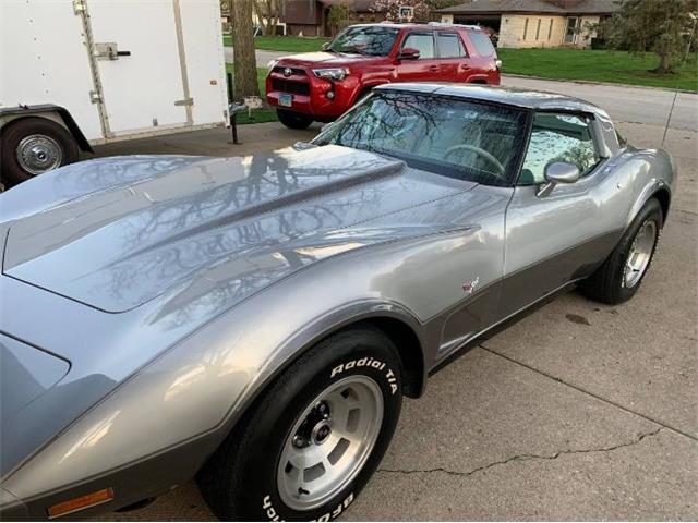 1978 Chevrolet Corvette (CC-1466324) for sale in Cadillac, Michigan