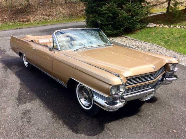 1964 Cadillac Eldorado (CC-1466327) for sale in Cadillac, Michigan