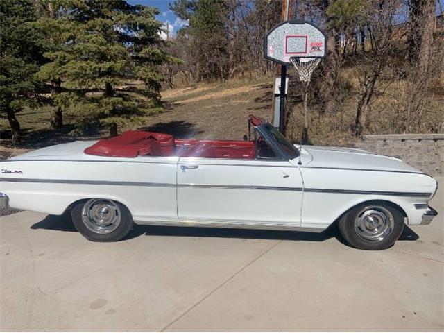 1963 Chevrolet Nova (CC-1466328) for sale in Cadillac, Michigan