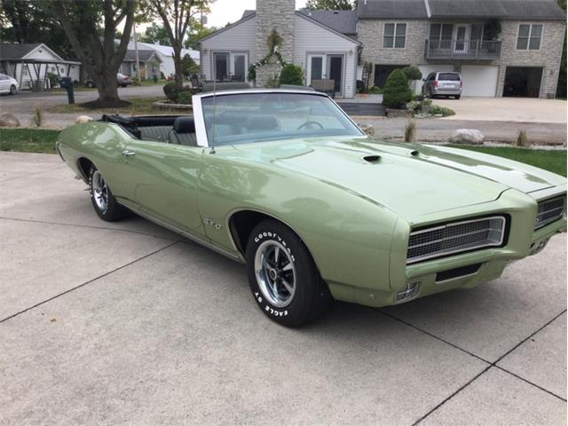 1969 Pontiac GTO (CC-1460633) for sale in Youngville, North Carolina