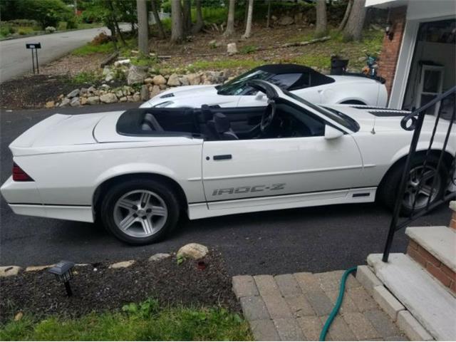 1989 Chevrolet Camaro (CC-1466334) for sale in Cadillac, Michigan