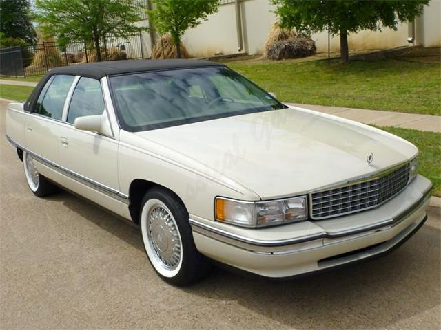 1996 Cadillac DeVille (CC-1466336) for sale in Arlington, Texas