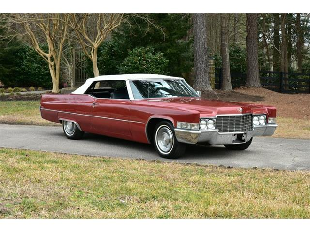 1969 Cadillac DeVille (CC-1460634) for sale in Youngville, North Carolina