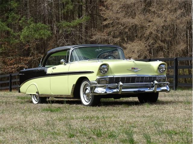 1956 Chevrolet Bel Air (CC-1460635) for sale in Youngville, North Carolina