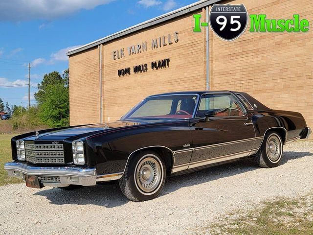 1977 Chevrolet Monte Carlo (CC-1466357) for sale in Hope Mills, North Carolina