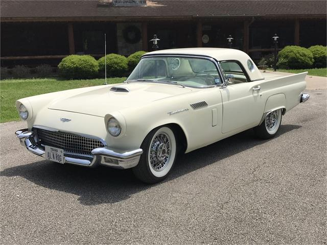 1957 Ford Thunderbird (CC-1466358) for sale in Sweeny, Texas