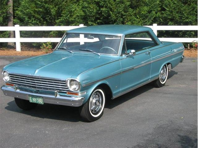 1963 Chevrolet Nova (CC-1460637) for sale in Youngville, North Carolina
