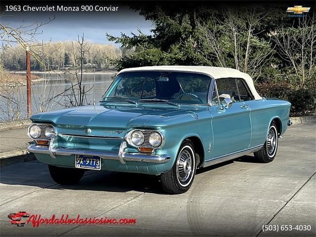 1963 Chevrolet Corvair Monza (CC-1466371) for sale in Gladstone, Oregon