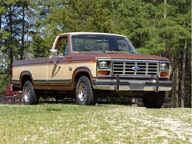 1986 Ford F150 (CC-1460638) for sale in Youngville, North Carolina