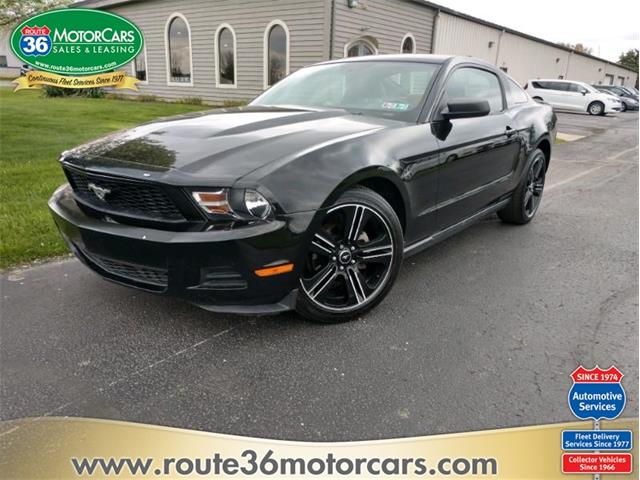 2010 Ford Mustang (CC-1466381) for sale in Dublin, Ohio