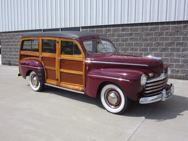 1946 Ford Super Deluxe (CC-1466382) for sale in Greenwood, Indiana