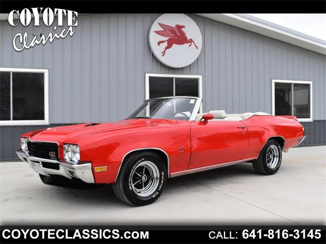 1971 Buick Gran Sport (CC-1466383) for sale in Greene, Iowa
