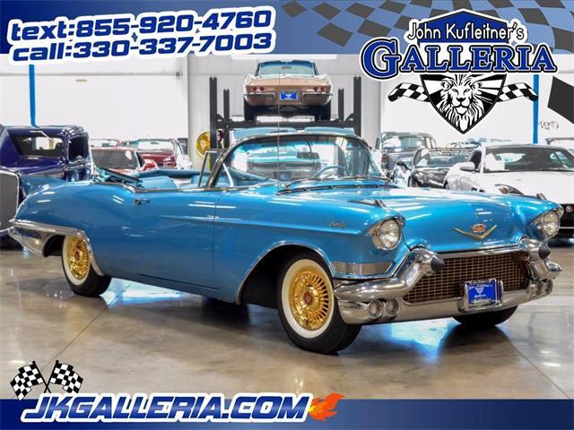 1957 Cadillac Eldorado (CC-1466384) for sale in Salem, Ohio