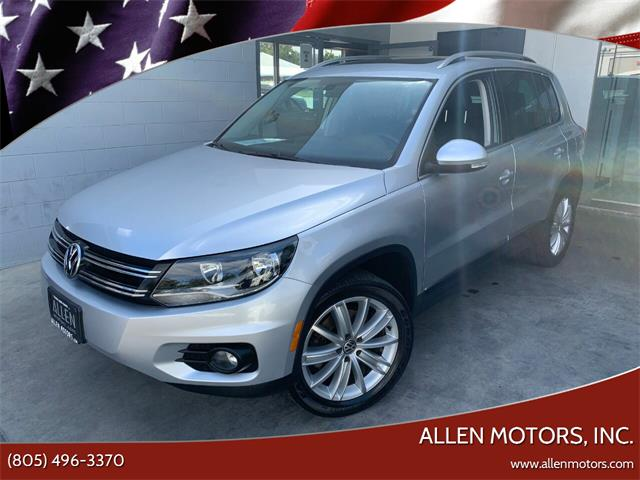 2012 Volkswagen Tiguan (CC-1466389) for sale in Thousand Oaks, California