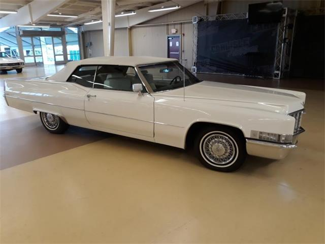 1969 Cadillac Coupe DeVille (CC-1466394) for sale in Carlisle, Pennsylvania
