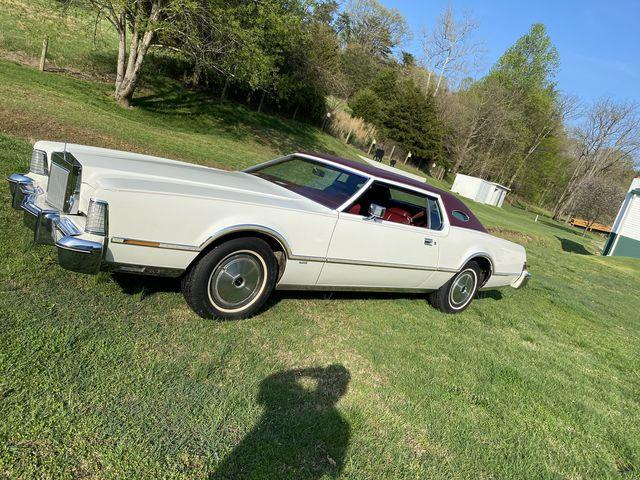 1975 Lincoln Continental Mark IV (CC-1466396) for sale in Carlisle, Pennsylvania
