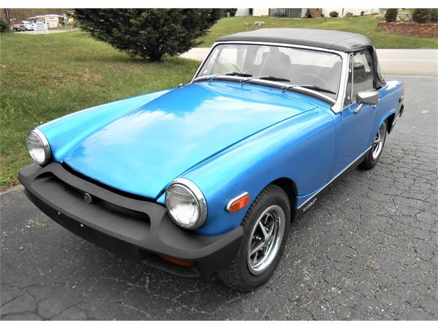 1978 MG Midget (CC-1466397) for sale in Carlisle, Pennsylvania