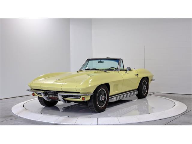 1967 Chevrolet Corvette (CC-1460064) for sale in Springfield, Ohio